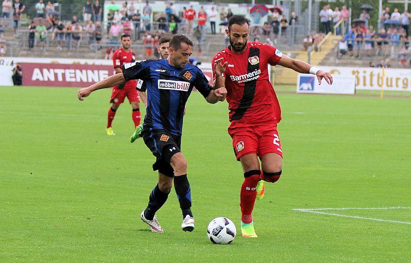 TuS Koblenz - Bayer 04 Leverkusen   0:4 Test-TuS-Leverkusen-2016_998