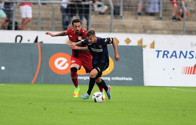 TuS Koblenz - Bayer 04 Leverkusen   0:4 Test-TuS-Leverkusen-2016_999
