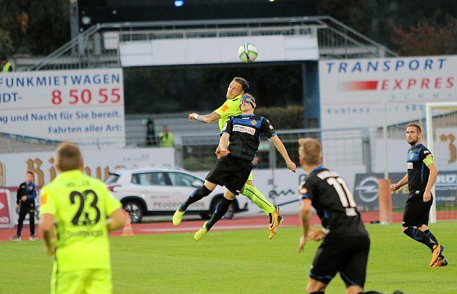 TuS Koblenz - 1. FC Saarbrücken   1:1 TuS-Saarbruecken-2017_999