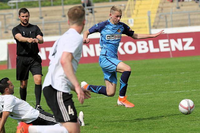 Bilder vom Spiel TuS Koblenz - SV Röchlingen Völklingen  2:1 TuS-Voelklingen-2019_998